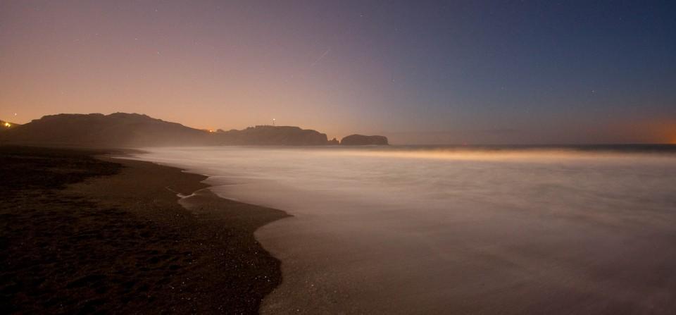 Rodeo Bay at Night